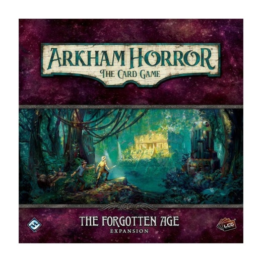 Arkham Horror: The Card Game - The Forgotten Age (Exp.) i gruppen SELSKABSSPIL / Udvidelser hos Spelexperten (FAHC19)