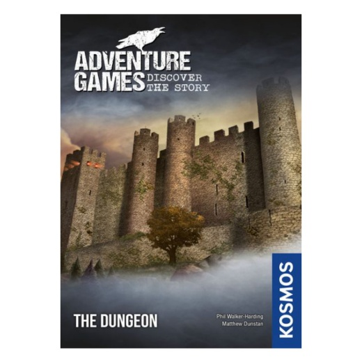 Adventure Games: The Dungeon i gruppen SELSKABSSPIL / Strategispil hos Spelexperten (KOS1447)